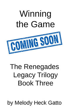 coming soon book three