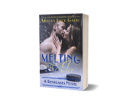 Melting the Ice - Renegades Series Book 10