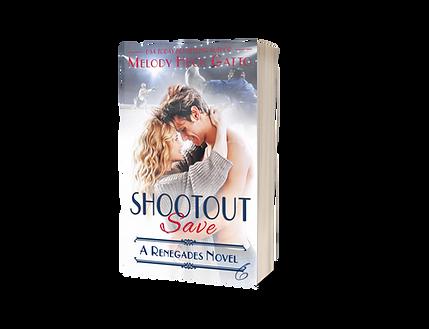 Shootout Save - Renegades Book 6