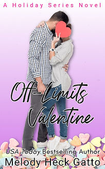 Off-Limits Valentine New splatter purple