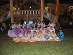 Paraguay- Balet escuela