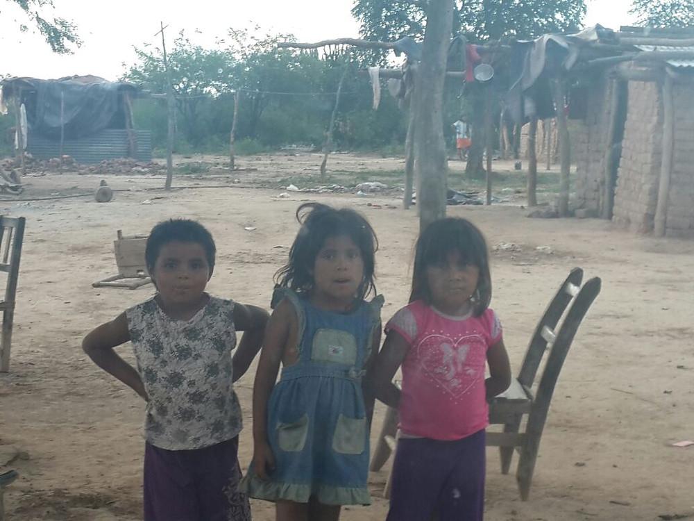 Nuestra misión en las Comunidades Wichis