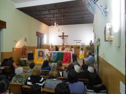 Celebramos la Eucaristía...