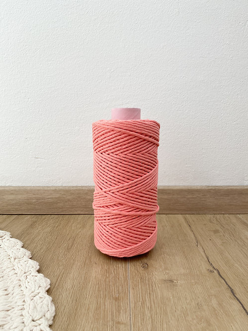3mm (Light Coral) 1PLY