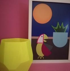stampa e vaso in 3d