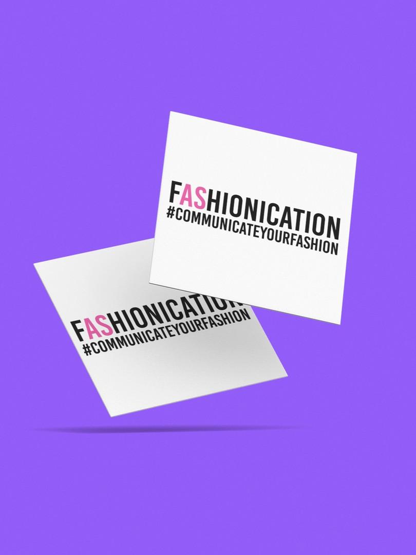 brand identity_logo_fashion agency