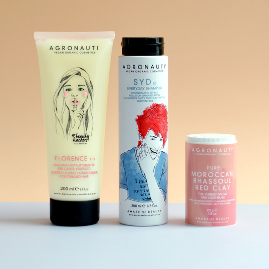 prodotti vegan per capelli