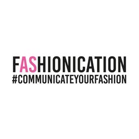 Logo for a fashion agency