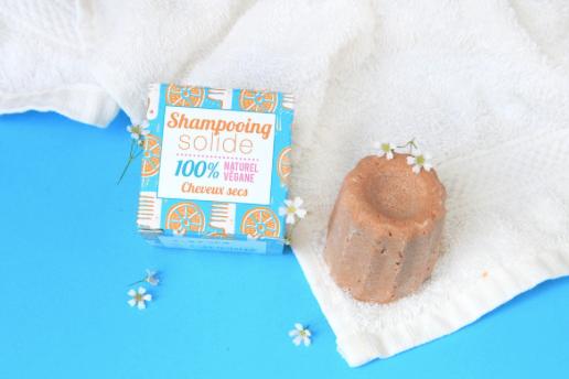 shampoo solido vegan zero waste