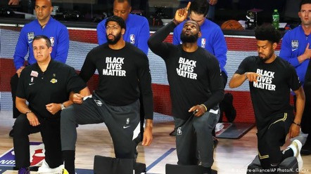 La NBA y su lucha antirracismo