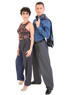 Tango Trousers Tangolon Man & women 2 Pa