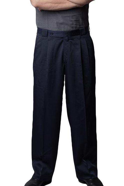Shine Navy Pants