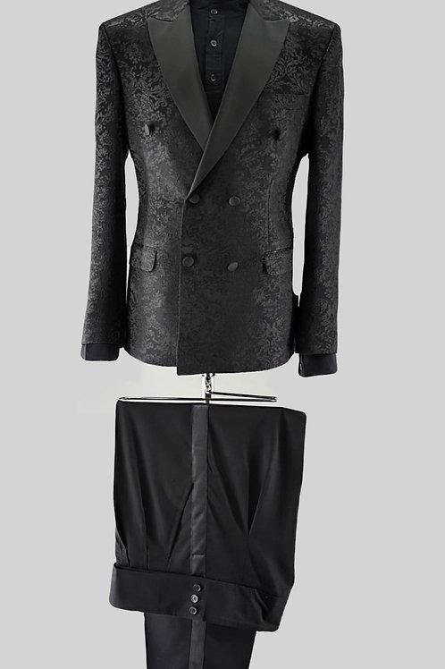 Black Royal Suit