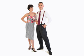 Tango Trousers  Man & Women 20 Tangolon