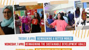 SDG Media Zone at UN Youth Forum  focuses on reimagining sustainable development