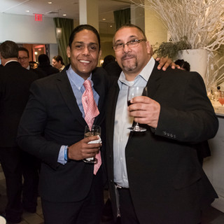 Pension Fund Holiday Party - 2017