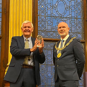 3D Drumchapel awarded The Queens Award of Voluntary Service!
