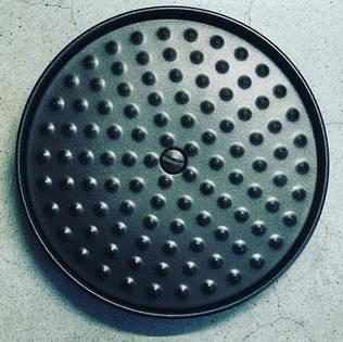 ZCfabrica shower head rummer black.jpeg
