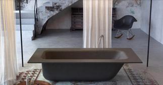 Concrete Bath