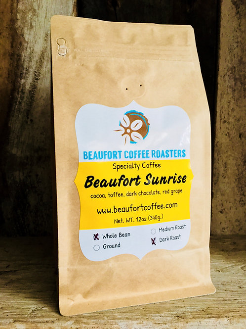 Beaufort Sunrise - Breakfast Blend