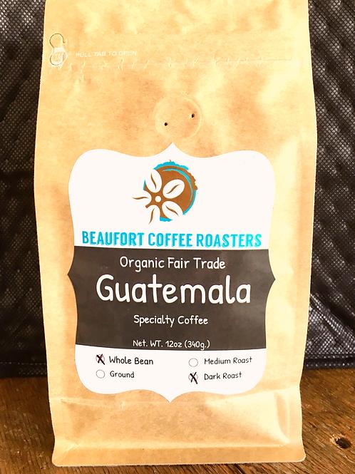 Guatemala Coffee, Organic Fair Trade