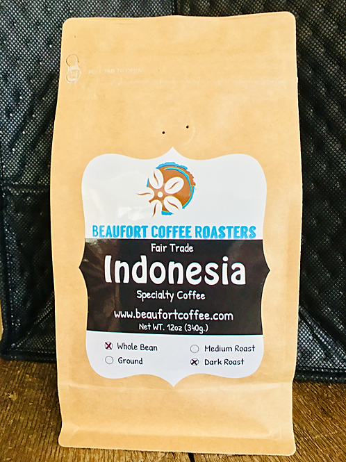 Sumatra, Indonesia FT Coffee