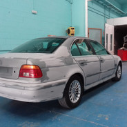 Chapa en BMW