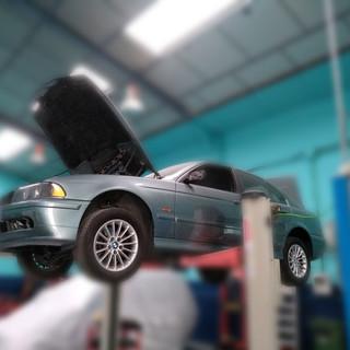 reparación Mecánica BMW