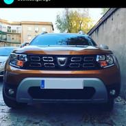 Resultados Finales del Dacia Duster