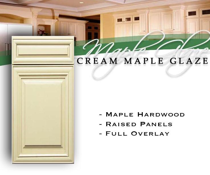 Cream Maple Glaze