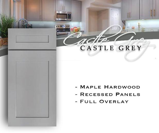 Castle Grey Shaker