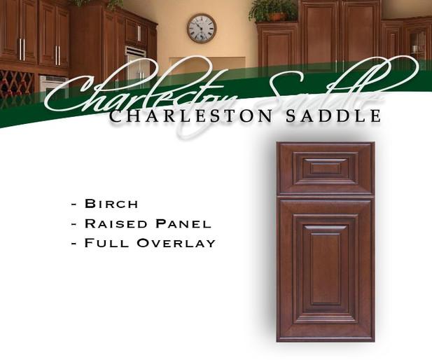 Charleston Saddle