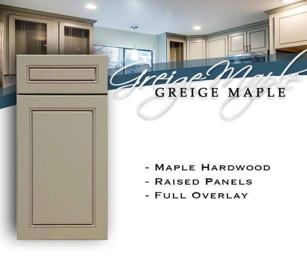 Greige Maple
