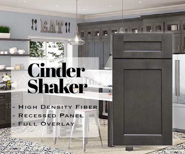 Cinder Shaker