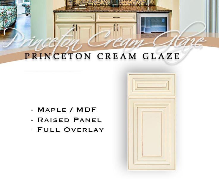 Princeton Cream Glaze