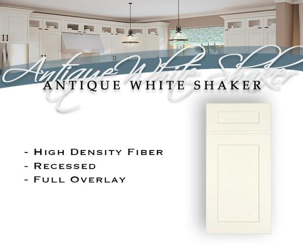Antique White Shaker