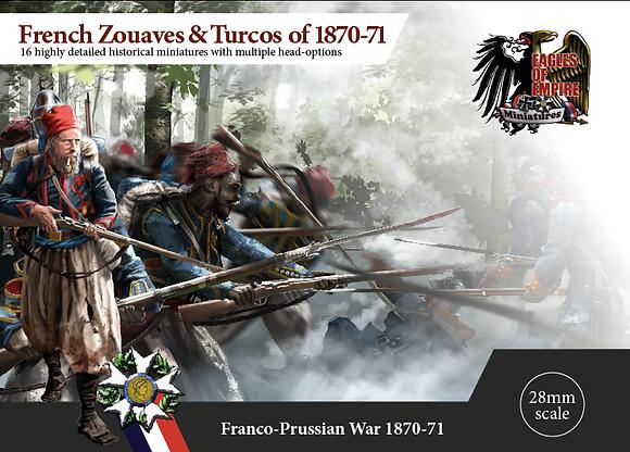 French Zouaves & Turcos