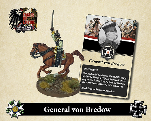 Prussian Hero: General von Bredow