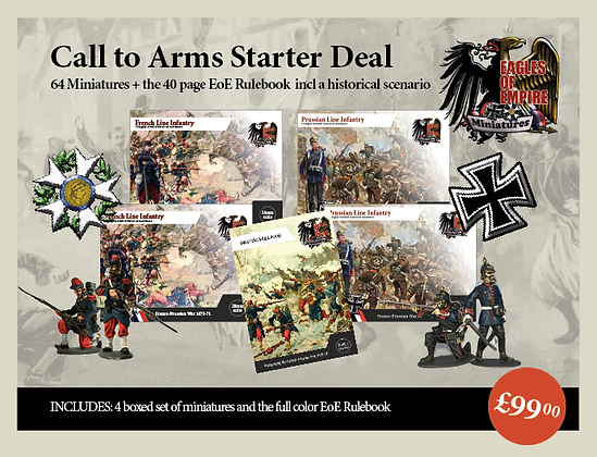 Call to Arms Starter Deal