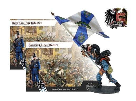 Bavarian Infantry Deal