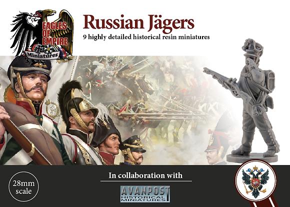 Russian Jägers