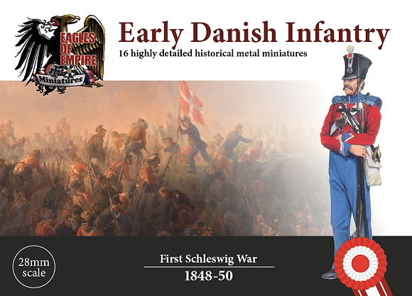 Early Danish Infantry