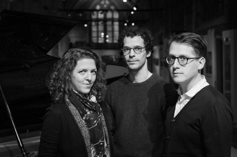 MELEAS trio - Photo by Kris Hellemans
