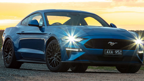 Zoom Test Drive | John Hughes Ford - 2019 Mustang
