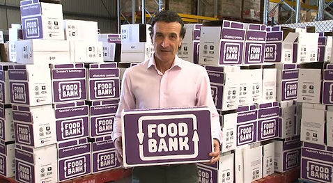 For every $30.00 we raise we provide a Give A Feed Foodbank Christmas Hamper to a W.A. family in need. Foodbank WA bulk purchases products that are packed by volunteers into a hamper box. Each hamper has an average of $68 worth of retail products in them. The hampers are distributed by Foodbank WA via their Charity Network, who, in turn, distribute them to WA families in need, just in time for Christmas.