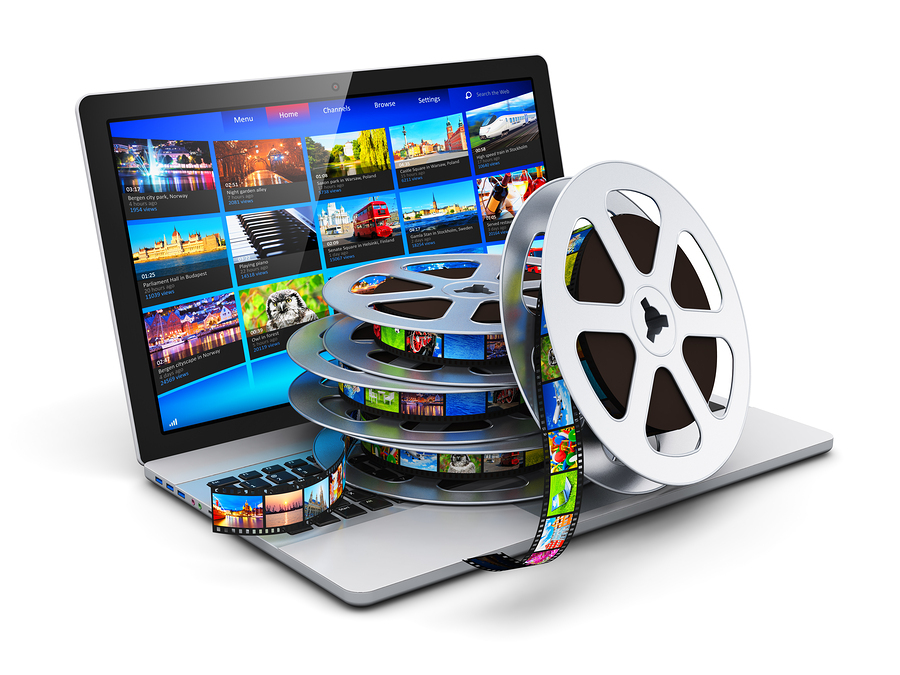 3D FILM WITH COMPUTER