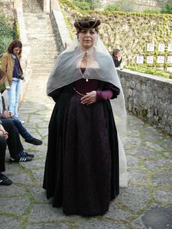 Set Giorgione Regina di Cipro