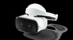 The Lenovo Mirage Solo Headset