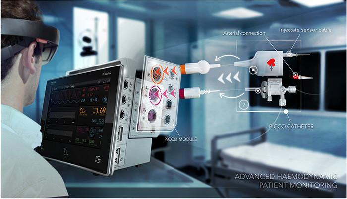 PulsioFlex AR Training