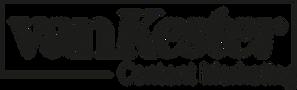 Logo Van Kester Content Marketing_DEF_ZW